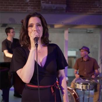 Jewish Jazz met Mirjam van Dam